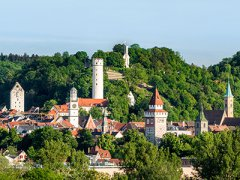 Ravensburger Altstadt - Die Stadt der Türme