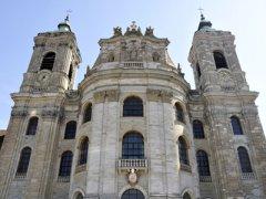 Die Basilika in Weingarten