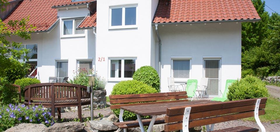 Familienfreundliche Ferienwohnungen auf dem Land in der Ferienregion Bodensee - Oberschwaben.