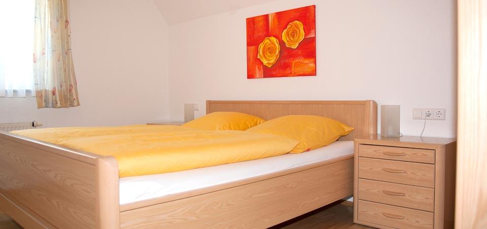Moderne & allergikerfreundliche Schlafzimmer für einen erholsamen Schlaf.